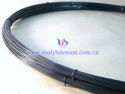Spray molybdenum wire Picture